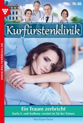 Kurfürstenklinik 86 - Arztroman
