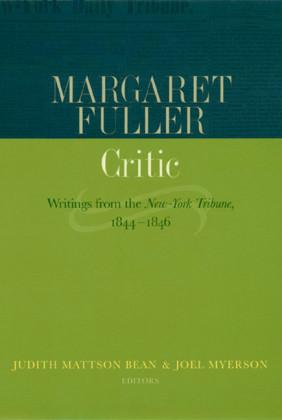 Margaret Fuller, Critic