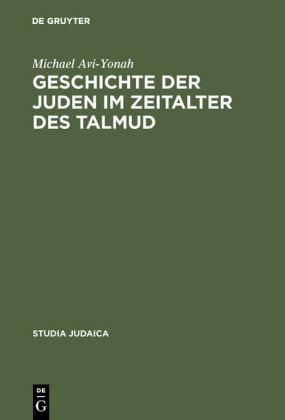 Geschichte der Juden im Zeitalter des Talmud