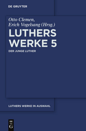 Der junge Luther