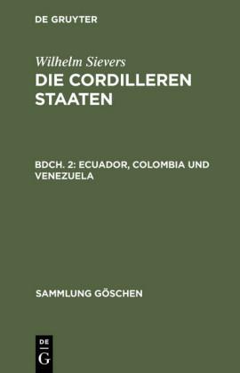 Ecuador, Colombia und Venezuela