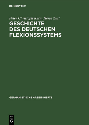 Geschichte des deutschen Flexionssystems