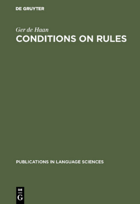 Conditions on Rules