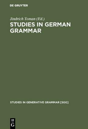 Studies in German Grammar