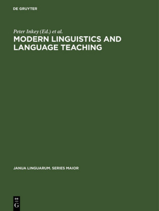 Modern Linguistics and Language Teaching