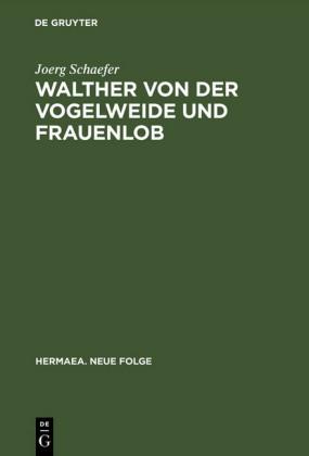 Walther von der Vogelweide und Frauenlob