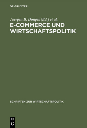 E-Commerce und Wirtschaftspolitik