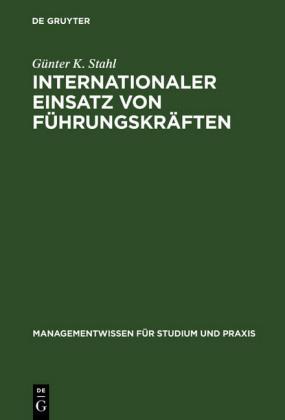 Internationaler Einsatz von Führungskräften