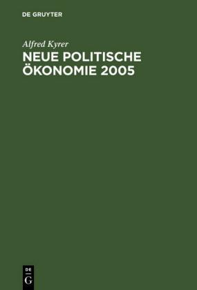 Neue Politische Ökonomie 2005
