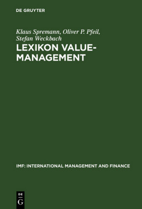 Lexikon Value-Management