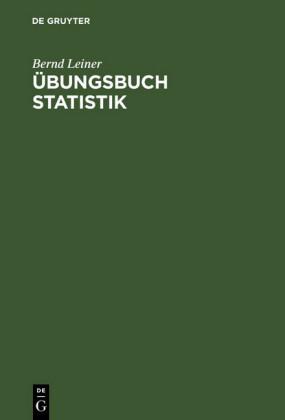 Übungsbuch Statistik