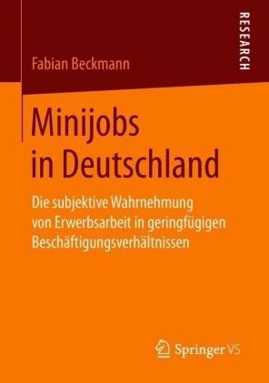 Minijobs in Deutschland
