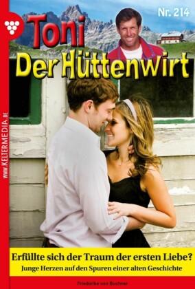 Toni der Hüttenwirt 214 - Heimatroman
