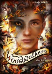 Woodwalkers - Tag der Rache Cover