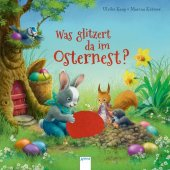 Was glitzert da im Osternest? Cover