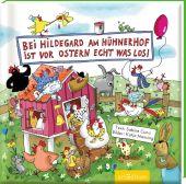 Bei Hildegard am Hühnerhof ist vor Ostern echt was los! Cover