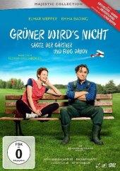 Grüner wird's nicht, sagte der Gärtner und flog davon, 1 DVD Cover