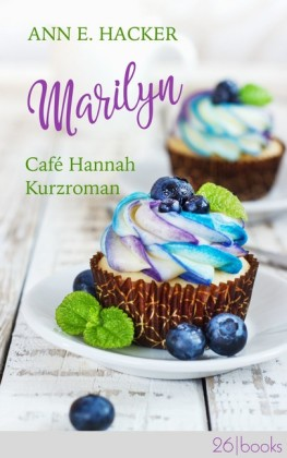 Marilyn - Café Hannah Kurzroman