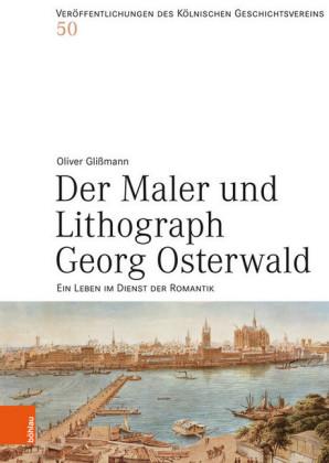 Der Maler und Lithograph Georg Osterwald