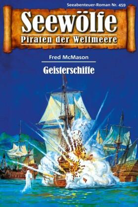 Seewölfe - Piraten der Weltmeere 459