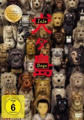 Isle of Dogs - Ataris Reise, 1 DVD