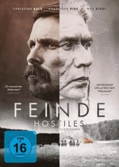 Feinde - Hostiles, 1 DVD Cover
