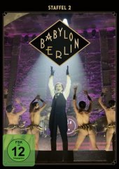 Babylon Berlin, 2 DVD Cover