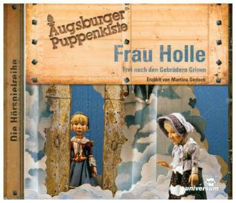 Augsburger Puppenkiste - Frau Holle, 1 Audio-CD