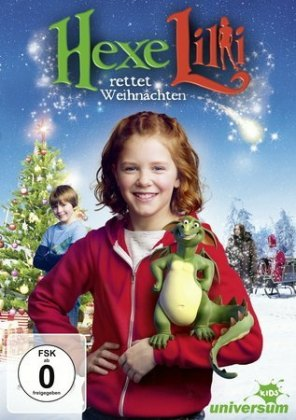 Hexe Lilli rettet Weihnachten, 1 DVD