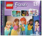 LEGO Friends, 1 Audio-CD Cover