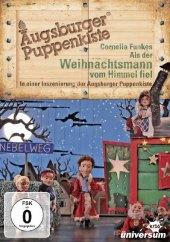 Augsburger Puppenkiste - Als der Weihnachtsmann vom Himmel fiel, 1 DVD Cover
