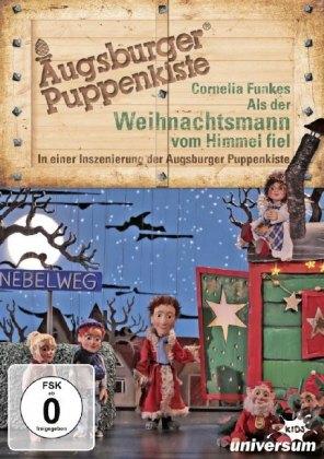 Augsburger Puppenkiste - Als der Weihnachtsmann vom Himmel fiel, 1 DVD