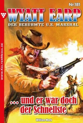 Wyatt Earp 181 - Western