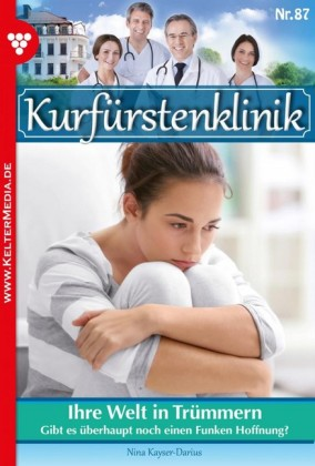 Kurfürstenklinik 87 - Arztroman