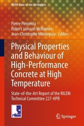Physical Properties and Behaviour of High-Performance Concrete at High Temperature