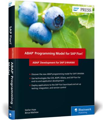 ABAP Development for SAP S/4HANA - Shop | Deutscher Apotheker Verlag