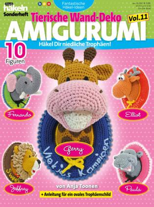 Amigurumi Katze häkeln | Supergurumi | 420x314