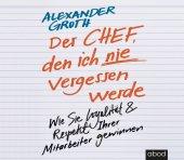 Der Chef, den ich nie vergessen werde, Audio-CDs