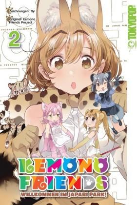 Kemono Friends - Band 2