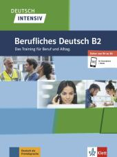Deutsch intensiv - Berufliches Deutsch B2 Cover