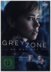 Greyzone, 3 DVDs Cover