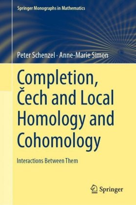 Completion, ?ech and Local Homology and Cohomology