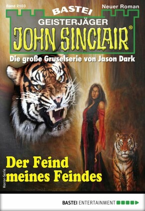 John Sinclair 2103 - Horror-Serie