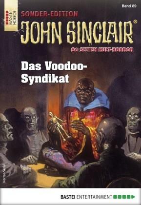 John Sinclair Sonder-Edition 89 - Horror-Serie