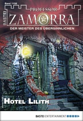Professor Zamorra 1158 - Horror-Serie