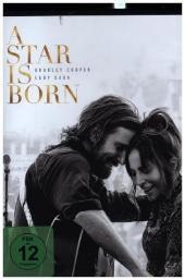 A Star Is Born (2018), 1 DVD Cover
