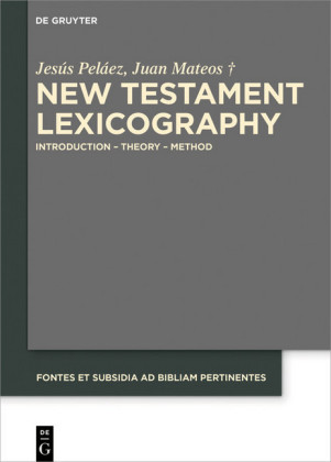 New Testament Lexicography