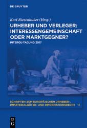 Urheber und Verleger: Interessengemeinschaft oder Marktgegner?