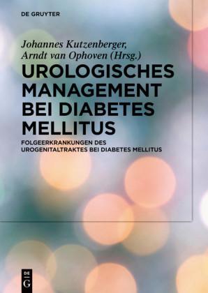 Urologisches Management bei Diabetes mellitus