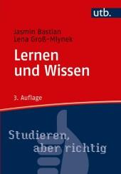 Lernen und Wissen Cover